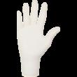 "Gumikesztyű santex® powdered (smooth) Latex ""S"""