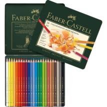 Faber-Castell Polychromos színes ceruza 24db fémdoboz