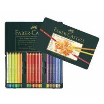 Faber-Castell Polychromos színes ceruza 60db fémdoboz