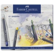 Faber-Castell Goldfaber 48db-os színes ceruza készlet fém dobozban