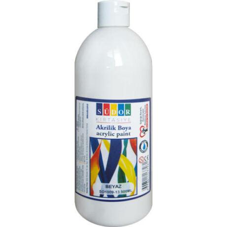 Akrilfesték Südor 500 ml, fehér
