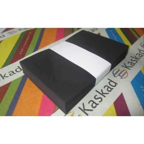 """Boríték Kaskad LA/4 """"99"""" fekete 50db/csg"""