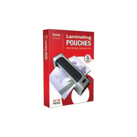 Lamináló fólia A/3 80 micron 100db