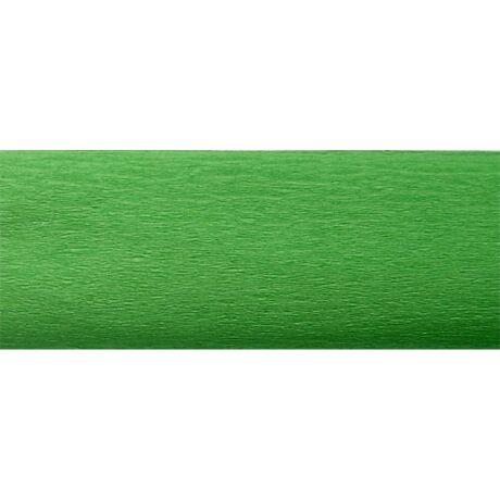 Krepp papír 50x200 cm, fűzöld