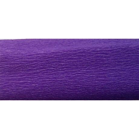 Krepp papír 50x200 cm, lila