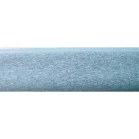 Krepp papír 50x200 cm, világoskék