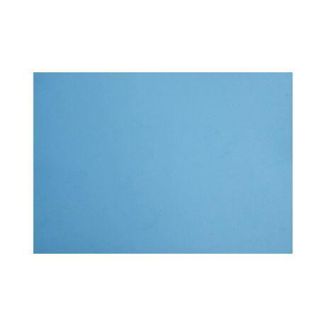 Cre Art dekorgumi lap, A/4, 2mm, égkék