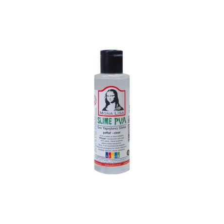 Mona Lisa Slime ragasztó 70 ml, átlátszó