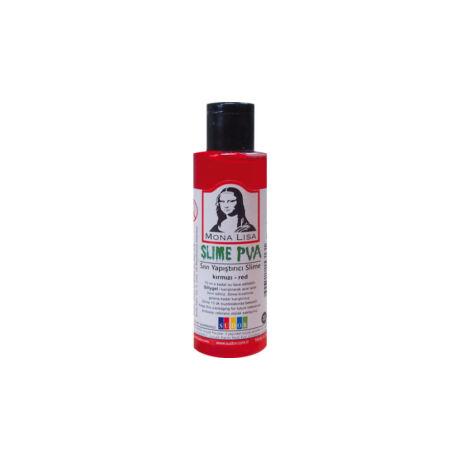 Mona Lisa Slime ragasztó 70 ml, piros