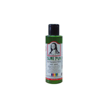 Mona Lisa Slime ragasztó 70 ml, zöld