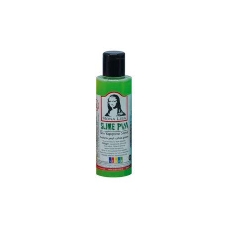 Mona Lisa Slime ragasztó 70 ml, neon zöld