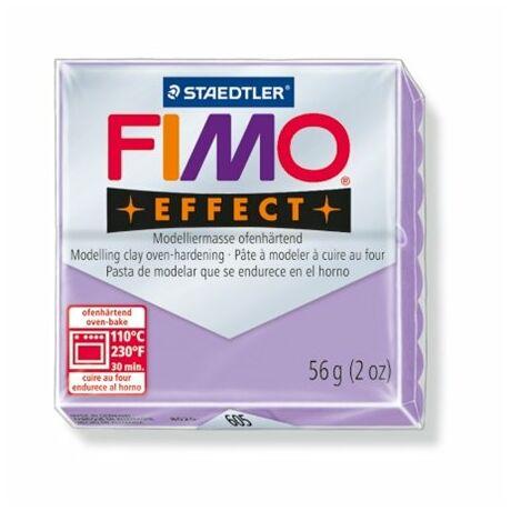 """Gyurma, 56 g, égethető, FIMO """"Effect"""", pasztell orgona"""
