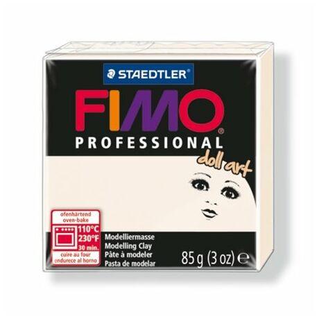 """Porcelángyurma, 85 g, FIMO """"Professional Doll Art"""", áttetsző porcelán"""