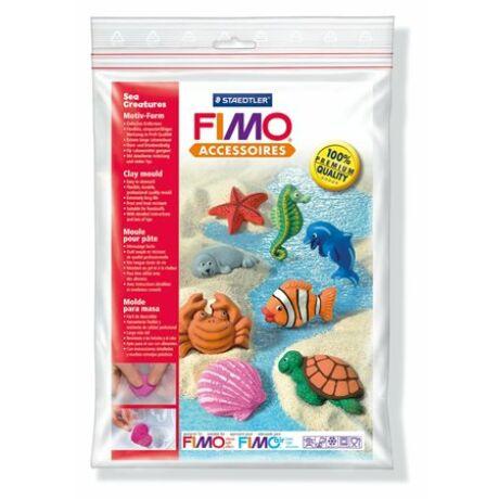 Öntőforma, FIMO, tengeri állatok