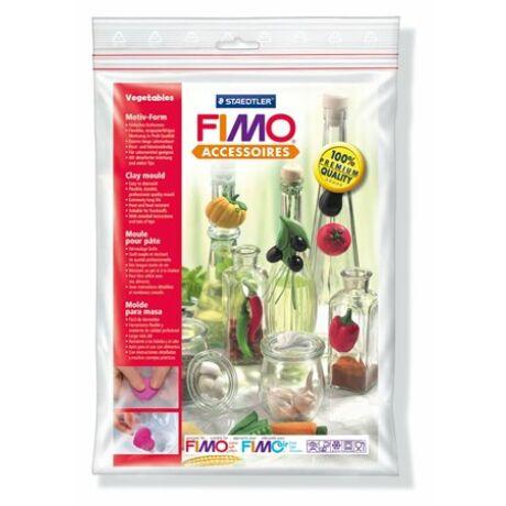 Öntőforma, FIMO, zöldségek
