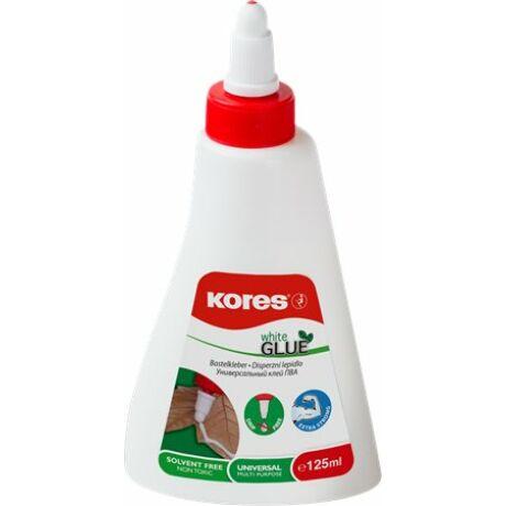 """Hobbyragasztó, 125 g, KORES """"White Glue"""""""