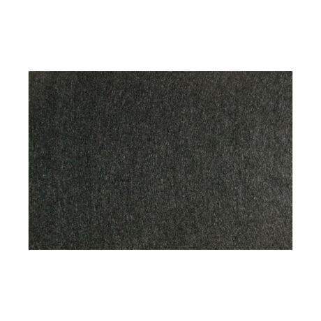 Cre Art puha filclap A/4, fekete