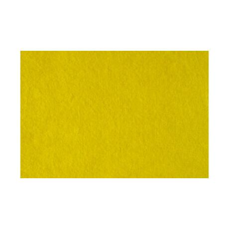 Cre Art puha filclap A/4, citromsárga