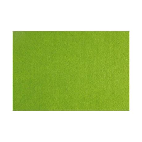 Cre Art puha filclap A/4, fűzöld