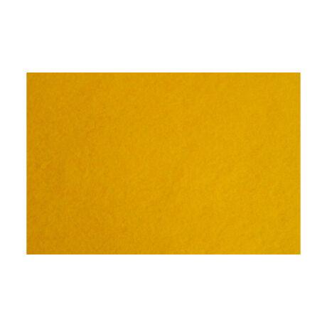 Cre Art kemény filclap A/4, narancssárga