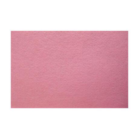 Cre Art kemény filclap A/4, világos rózsaszín