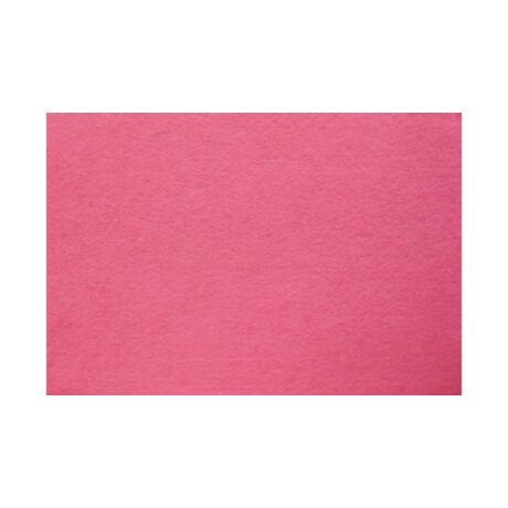 Cre Art kemény filclap A/4, rózsaszín