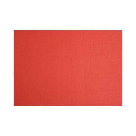 Cre Art dekorgumi lap, A/4, 2mm, piros