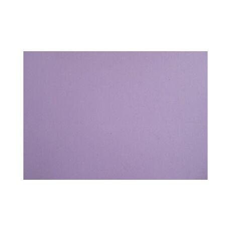 Cre Art dekorgumi lap, A/4, 2mm, világoslila