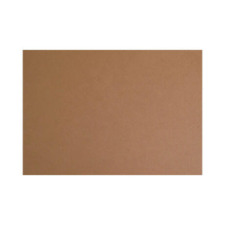 Cre Art dekorgumi lap, A/4, 2mm, világosbarna