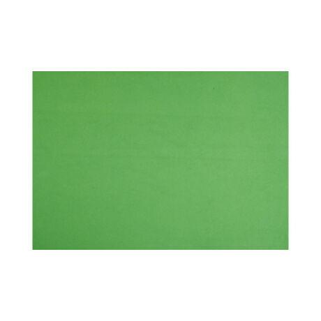 Cre Art dekorgumi lap, A/4, 2mm, sötétzöld