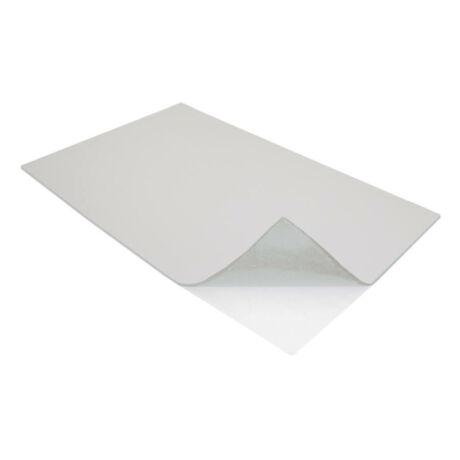 Cre Art öntapadó dekorgumi lap, A/4, 2mm, fehér