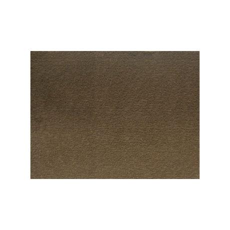Cre Art bolyhos dekorgumi lap, A/4, 2 mm, barna