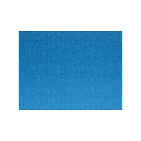 Cre Art bolyhos dekorgumi lap, A/4, 2 mm, kék