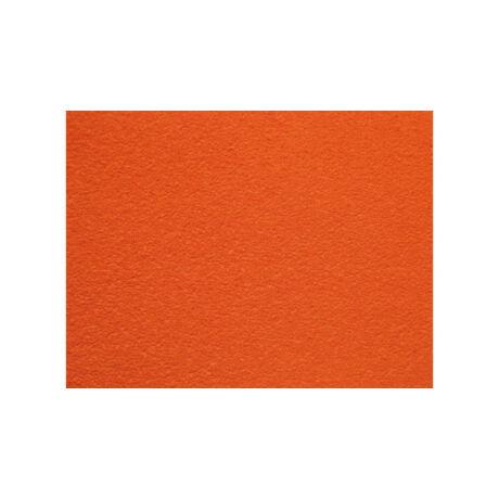 Cre Art bolyhos dekorgumi lap, A/4, 2 mm, narancssárga
