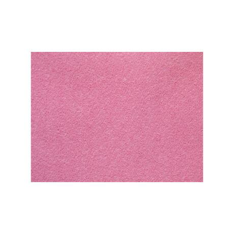 Cre Art bolyhos dekorgumi lap, A/4, 2 mm, rózsaszín