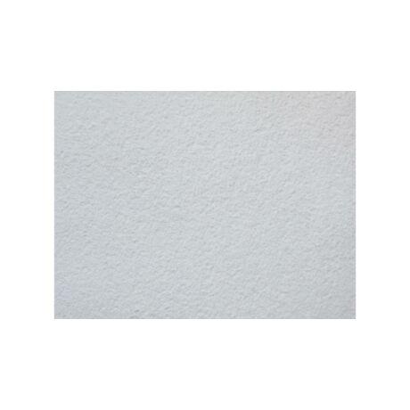 Cre Art bolyhos dekorgumi lap, A/4, 2 mm, fehér