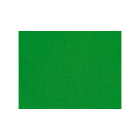Cre Art bolyhos dekorgumi lap, A/4, 2 mm, zöld