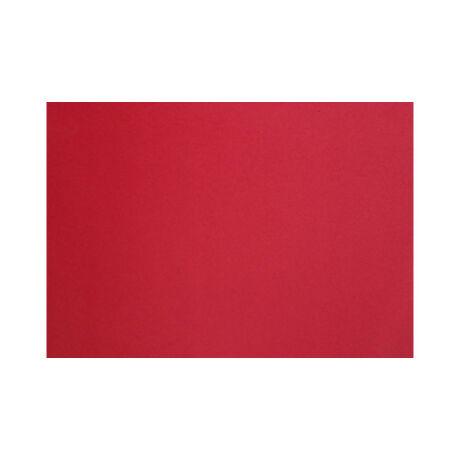 Cre Art dekorgumi lap, A/4, 2mm, vörös