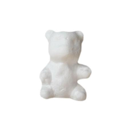 Cre Art hungarocell ülő medve, 70 mm