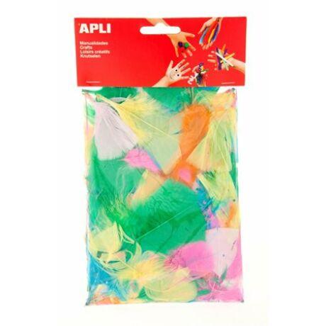 """Toll, APLI """"Creative"""", vegyes pasztell színek"""