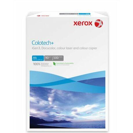"Másolópapír, digitális, A4, 100 g, XEROX ""Colotech"""