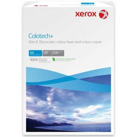 "Másolópapír, digitális, A4, 120 g, XEROX ""Colotech"""