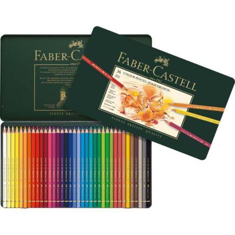 Faber-Castell Polychromos színes ceruza 36db fémdoboz