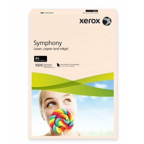 """Másolópapír, színes, A4, 160 g, XEROX """"Symphony"""", lazac (pasztell)"""