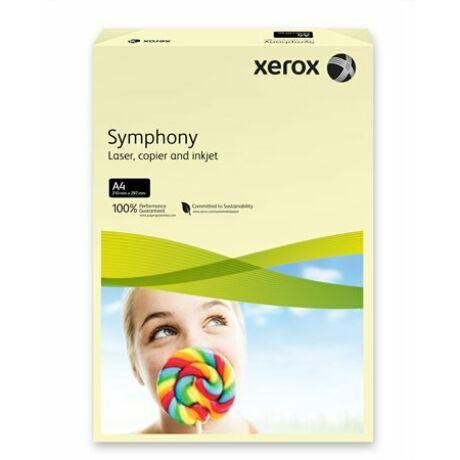 """Másolópapír, színes, A4, 160 g, XEROX """"Symphony"""", csontszín (pasztell)"""