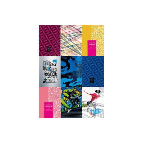 Butikkönyv EDUCA A/6 96 lapos vonalas