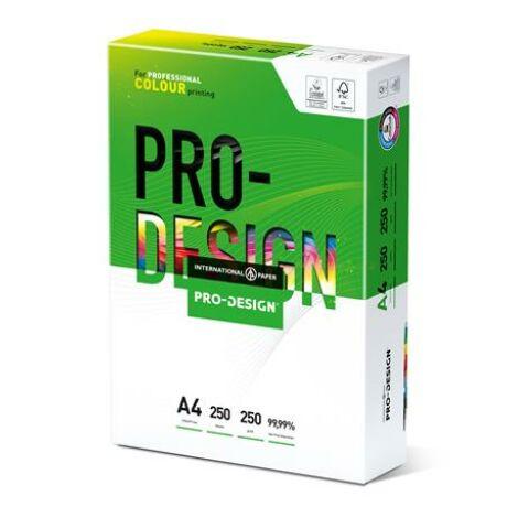 Másolópapír, digitális, A4, 250 g, PRO-DESIGN