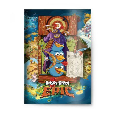Füzet (16-32) A5 2.osztályos Angry Birds EPIC