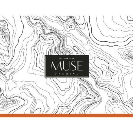 """Skiccfüzet, A4+, 150 g, 20 lap, SHKOLYARYK """"Muse"""""""