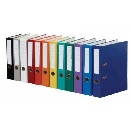 IRATRENDEZŐ 5 CM A/4 PP/karton 6 színben